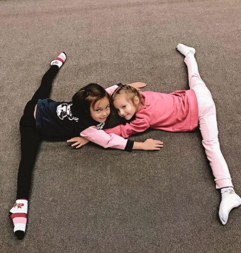 Художественная гимнастика — самый лучший вид спорта для ...